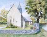 Kirche Gellershausen